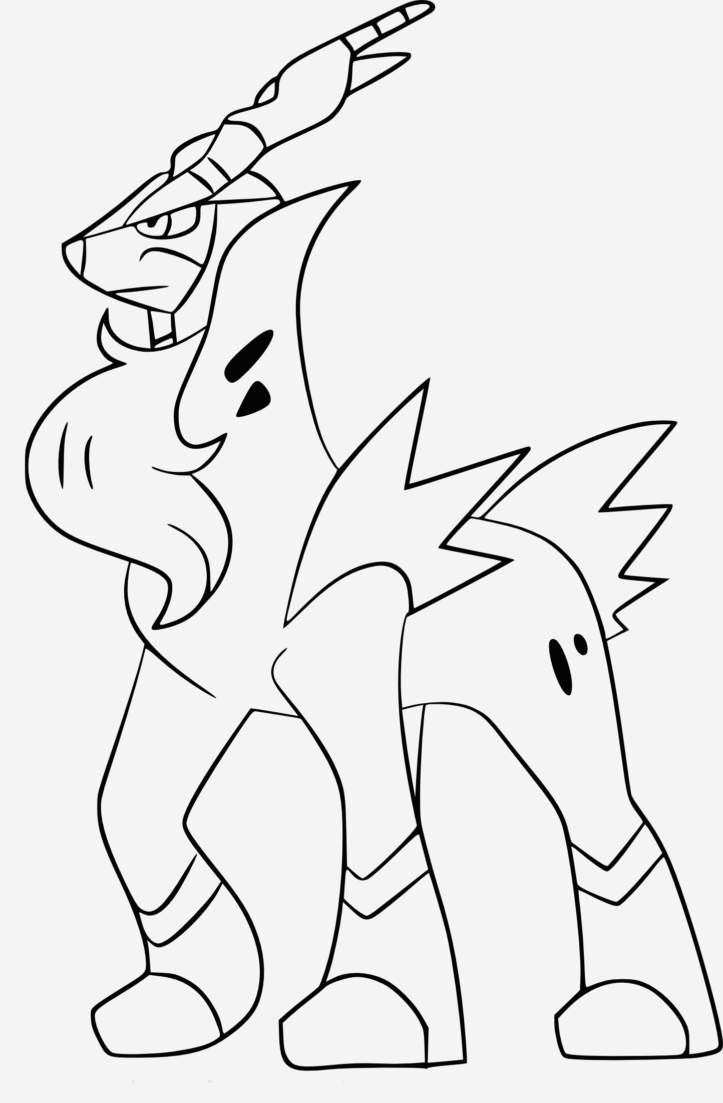 Coloriage à Imprimer Pokemon Legendaire Best Of Coloriage Cobaltium Pokemon   Imprimer Of Coloriage à Imprimer Pokemon Legendaire