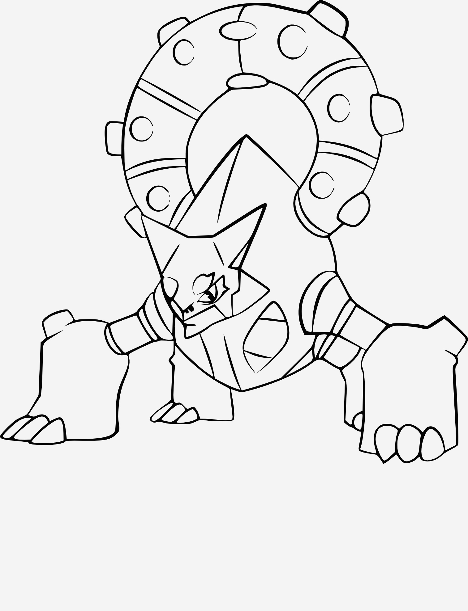 Coloriage à Imprimer Pokemon Legendaire Luxury Coloriage Volcanion Pokemon   Imprimer Of Coloriage à Imprimer Pokemon Legendaire
