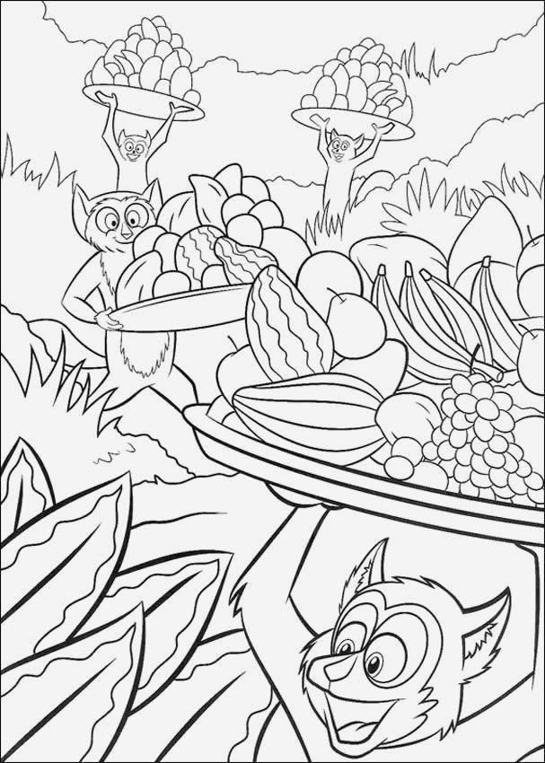 Coloriage Animaux De La Jungle Gratuit Inspirational Celebrity Image Gallery Food Coloring Pages Clip Art Library Of Coloriage Animaux De La Jungle Gratuit