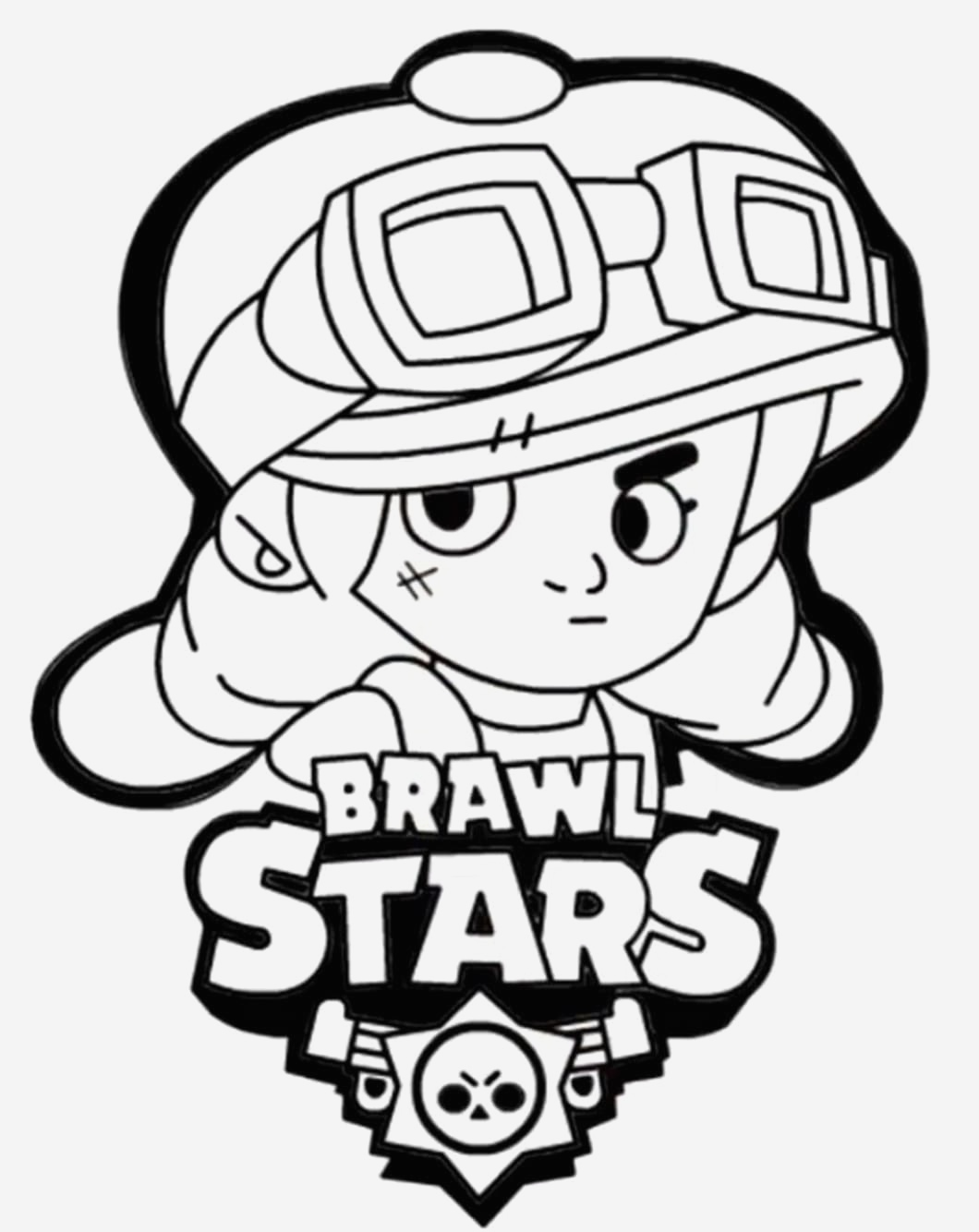 Coloriage Brawl Stars Corbac Awesome Coloriage Brawl Stars Imprimer Gratuitement 100 Images Of Coloriage Brawl Stars Corbac
