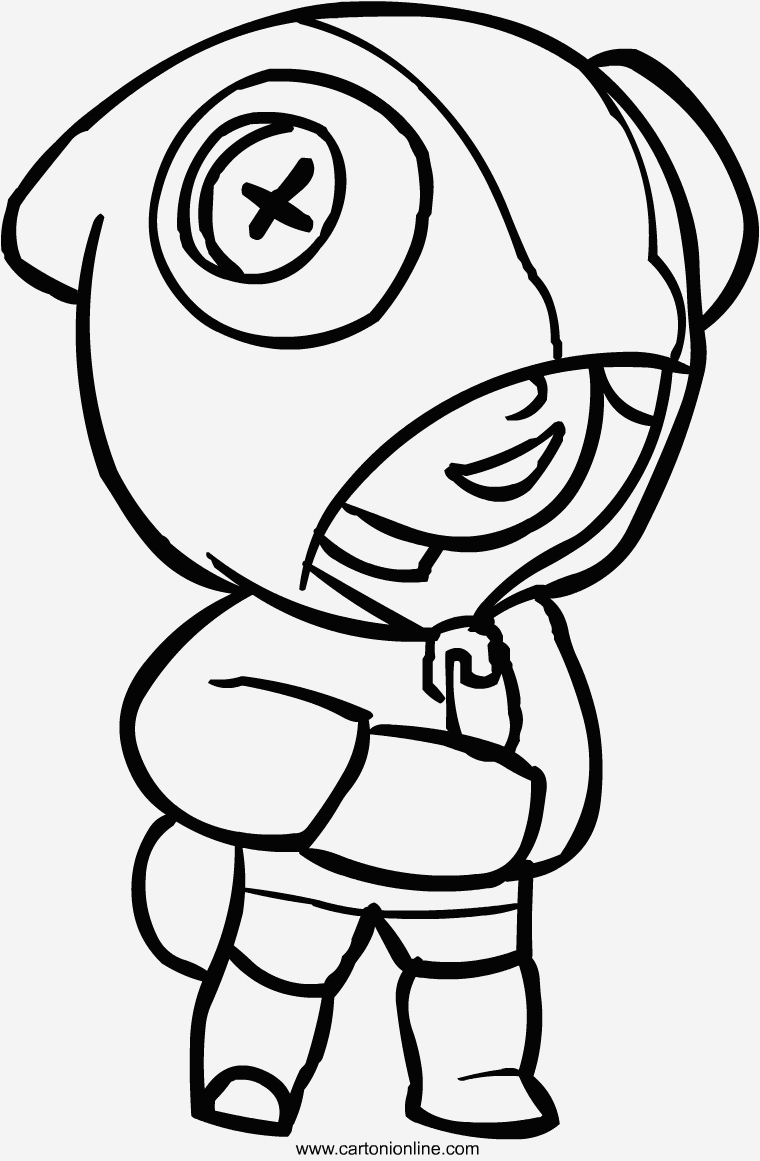 Coloriage Brawl Stars Corbac Beautiful Coloriage Brawl Stars Color Of Coloriage Brawl Stars Corbac