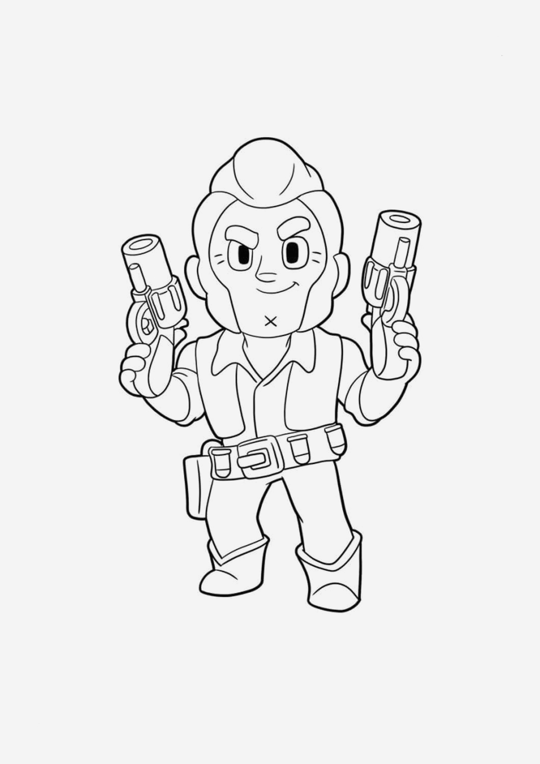 Coloriage Brawl Stars Corbac Inspirational Coloriage Brawl Stars Imprimer Gratuitement 100 Images Of Coloriage Brawl Stars Corbac