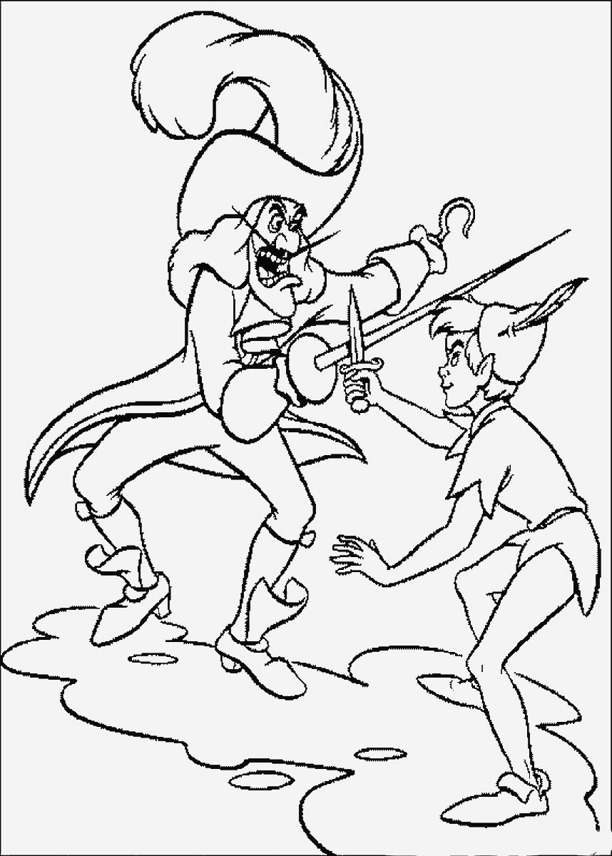 Coloriage Capitaine Crochet à Imprimer Gratuit Beautiful Peter Pan Coloring Pages On Coloring Book Info Peter Pan Of Coloriage Capitaine Crochet à Imprimer Gratuit