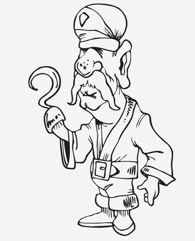 Coloriage Capitaine Crochet à Imprimer Gratuit Fresh Dessin De Pirate Le Coloriage Mickey Pirate Pour Imprimer Of Coloriage Capitaine Crochet à Imprimer Gratuit
