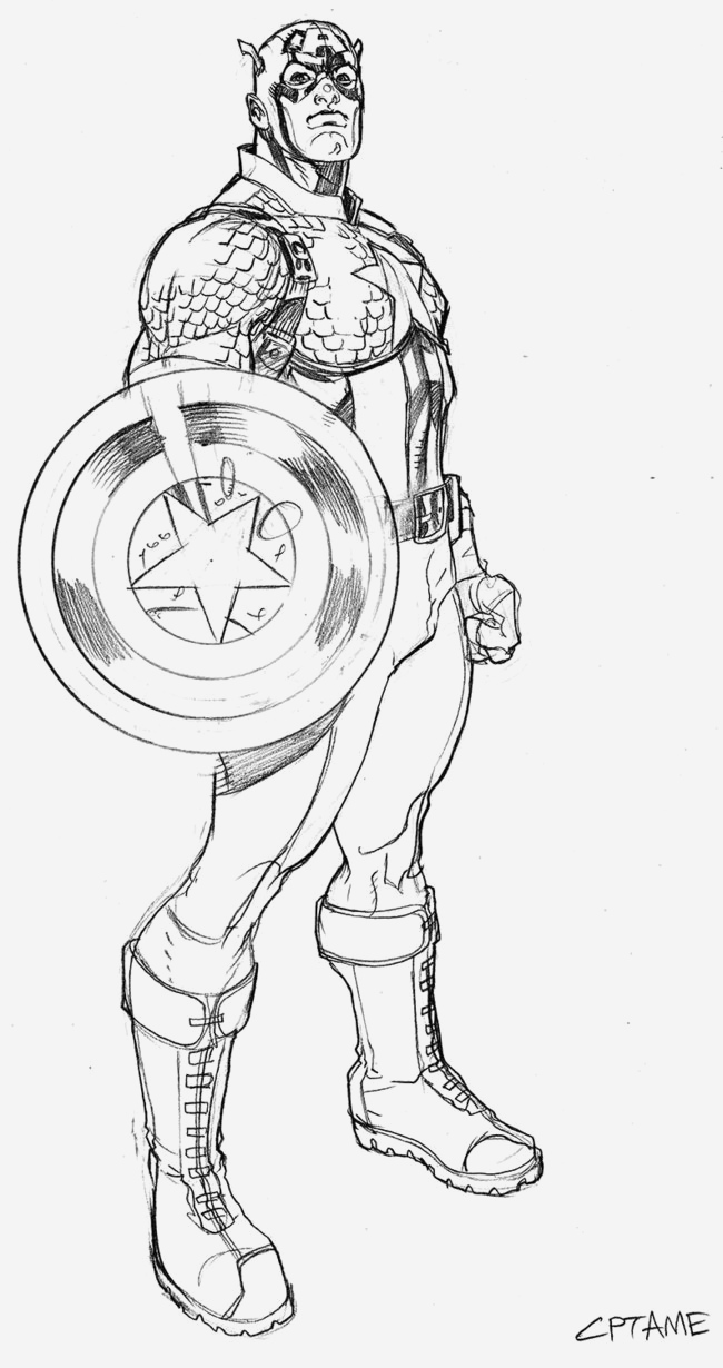 Coloriage Captain America Lovely 60 [pdf] Red Hulk Coloring Printable Worksheets Download Zip Of Coloriage Captain America