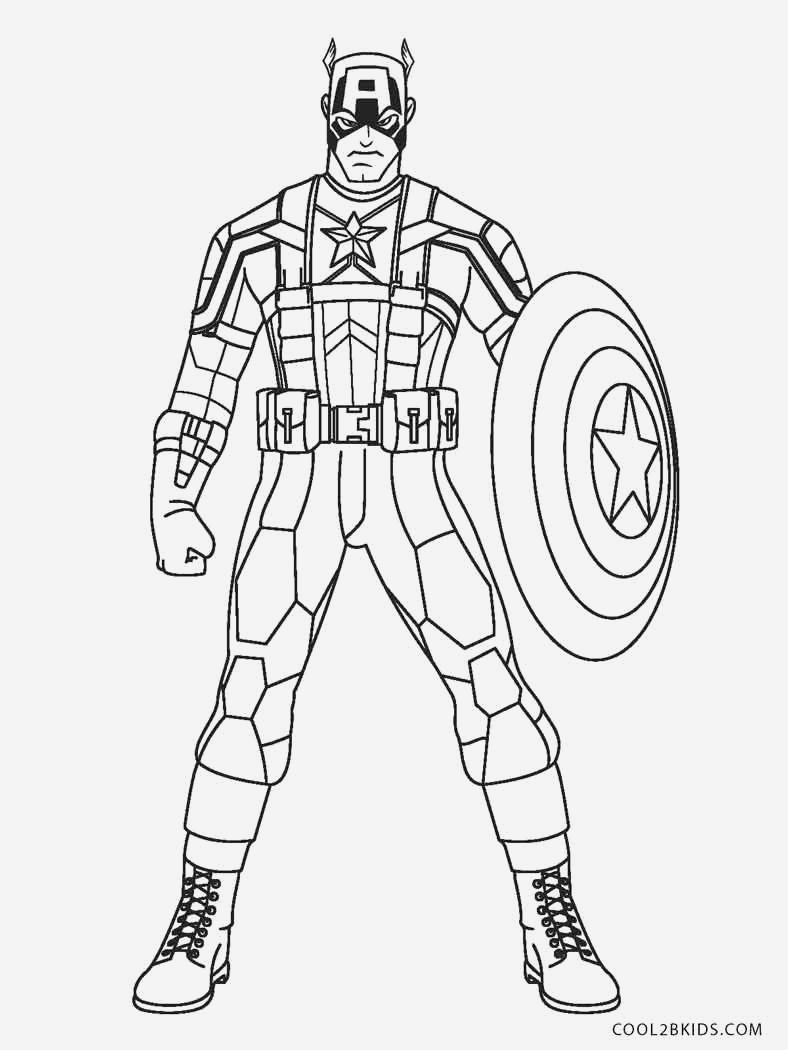 Coloriage Captain America Lovely Captain America Colouring Pictures – Courtoflight Of Coloriage Captain America