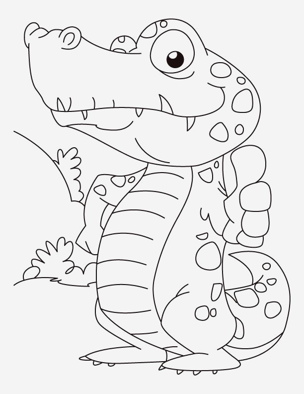 Coloriage Crocodile à Imprimer Gratuit Beautiful Evo Magz V4 7 Of Coloriage Crocodile à Imprimer Gratuit