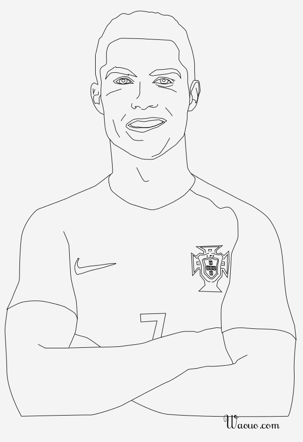 Coloriage De Footballeur Awesome Coloriage Football Americain   Imprimer Of Coloriage De Footballeur
