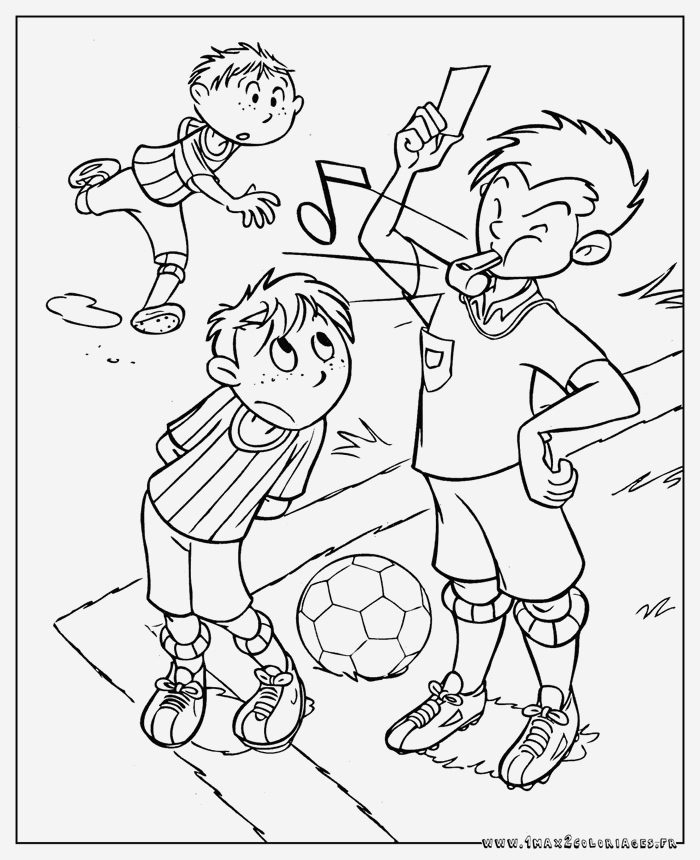 Coloriage De Footballeur Inspirational Dessins Gratuits   Colorier Coloriage Football   Imprimer Of Coloriage De Footballeur