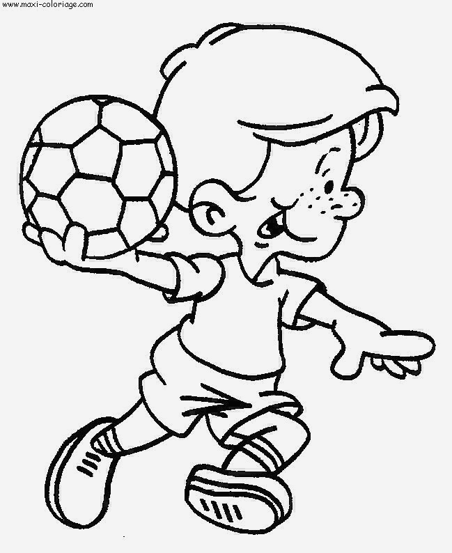 Coloriage De Footballeur Luxury Coloriage Football Dessin Football Football Coloriage N Of Coloriage De Footballeur