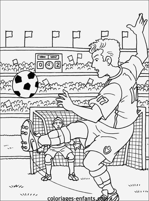 Coloriage De Footballeur Luxury Index Of Rubrique Sports Images Coloriages Football Of Coloriage De Footballeur
