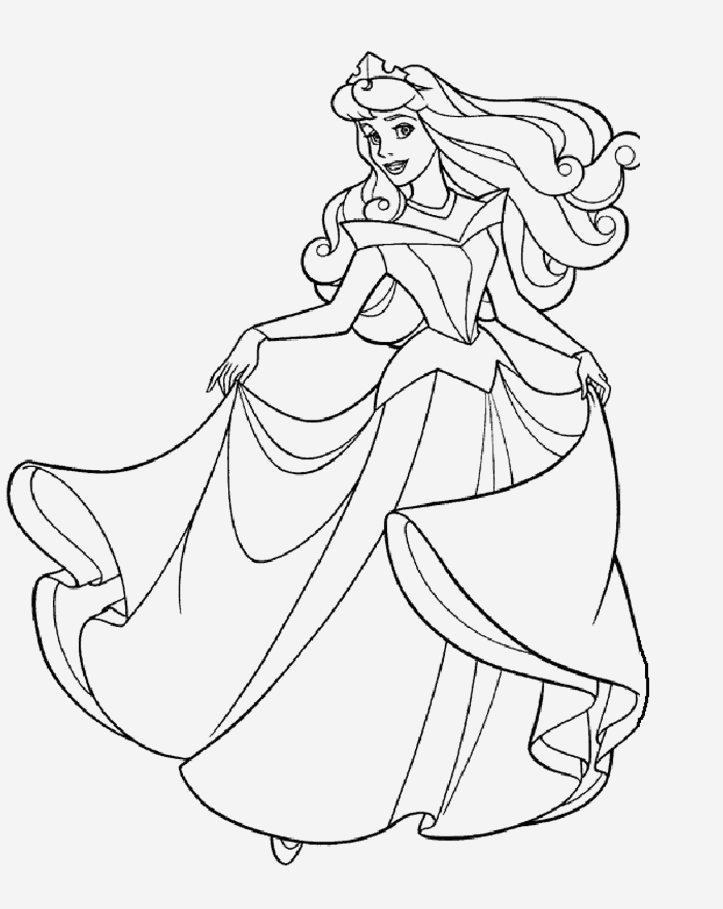 Coloriage De Princesses Disney A Imprimer Awesome Coloriage Princesse   Imprimer Disney Reine Des Neiges Of Coloriage De Princesses Disney A Imprimer