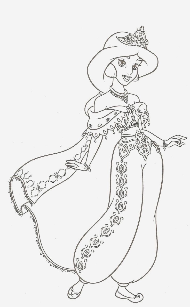 Coloriage De Princesses Disney A Imprimer Inspirational Princesse Disney Colorier Coloriage Cendrillon Et Les Of Coloriage De Princesses Disney A Imprimer