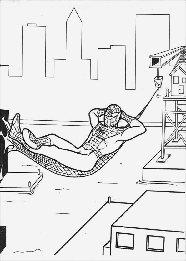 Coloriage De Spiderman Lovely Coloriage Spiderman 8 Momes Of Coloriage De Spiderman
