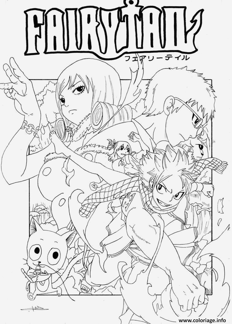 Coloriage Fairy Tail A Imprimer Beautiful Coloriage Fairy Tail Vol 27 by Seky01 D4flmw7 Jecolorie Of Coloriage Fairy Tail A Imprimer