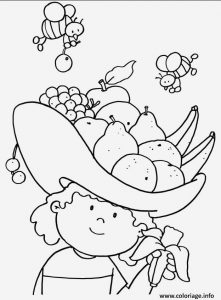 Coloriage Fruits Et Légumes A Imprimer Lovely Coloriage Fruit 68 Jecolorie
