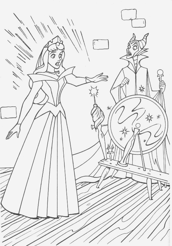 Coloriage La Belle Au Bois Dormant Inspirational Coloriages De La Belle Au Bois Dormant De Walt Disney Of Coloriage La Belle Au Bois Dormant
