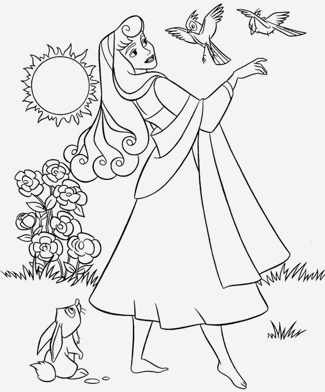 Coloriage La Belle Au Bois Dormant Lovely Coloriage De La Belle Au Bois Dormant Dessin Aurore Pieds Of Coloriage La Belle Au Bois Dormant