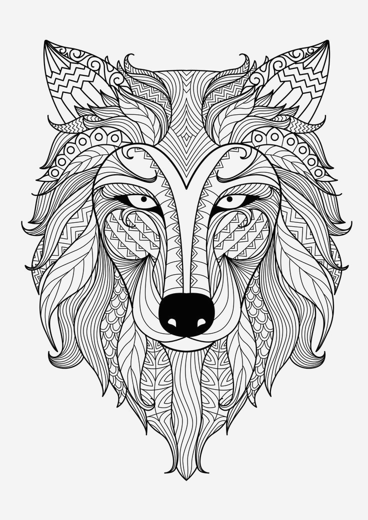 Coloriage Mandala Adulte à Imprimer Elegant Animal Coloring Pages Mandala Of Coloriage Mandala Adulte à Imprimer