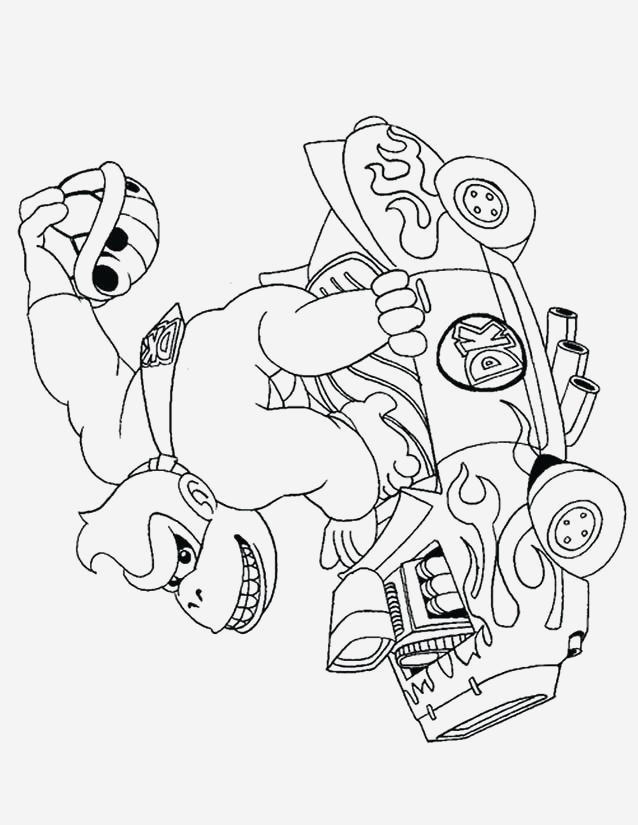 Coloriage Mario Kart Elegant the Best Free Kart Drawing Images Download From 224 Free Of Coloriage Mario Kart