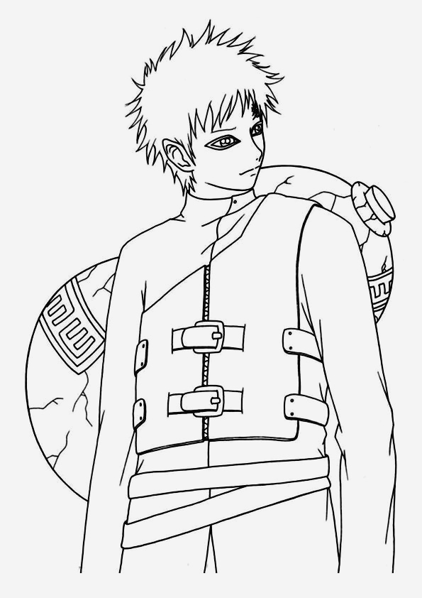 Coloriage Naruto Shippuden Best Of top 25 Naruto Coloring Pages for Your Little Es Of Coloriage Naruto Shippuden