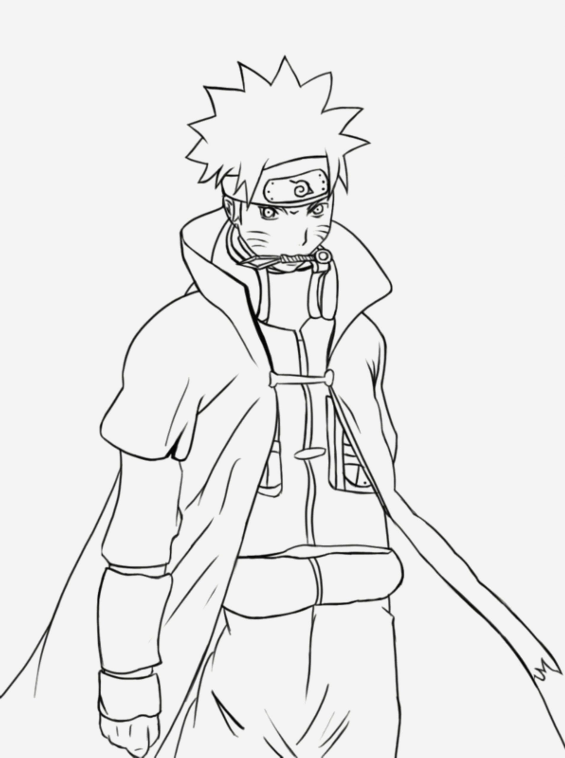 Coloriage Naruto Shippuden Lovely Printable Naruto Shippuden Coloring Pages Coloring Home Of Coloriage Naruto Shippuden