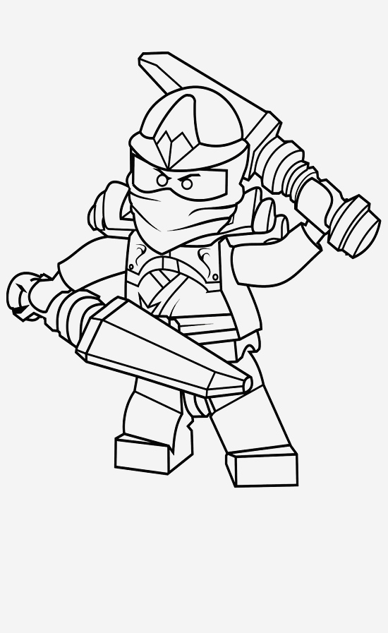 Coloriage Ninjago à Imprimer Luxury Printable Ninjago Coloring Pages Of 28 Coloriage Ninjago à Imprimer