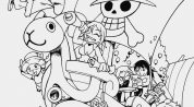 Coloriage One Piece Luffy Awesome Coloriage E Piece   Imprimer Coloriages Gratuits