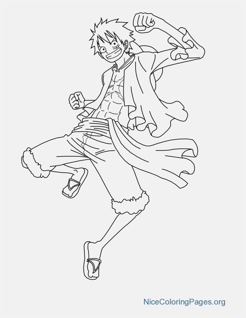 Coloriage One Piece Luffy Awesome Luffy Gear 4 Coloring Pages Of Coloriage One Piece Luffy