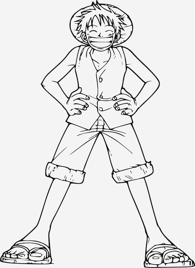 Coloriage One Piece Luffy Beautiful top 22 Printable Luffy Coloring Pages Anime Coloring Pages Of Coloriage One Piece Luffy