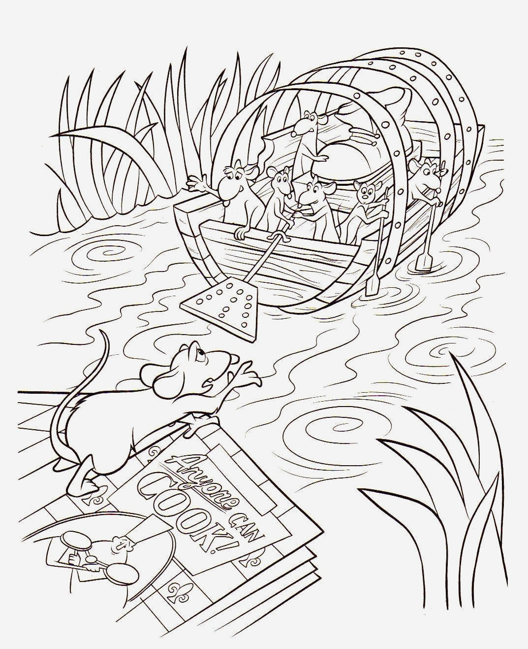 Coloriage Ratatouille Awesome Ratatouille Free to Color for Children Ratatouille Kids Of Coloriage Ratatouille