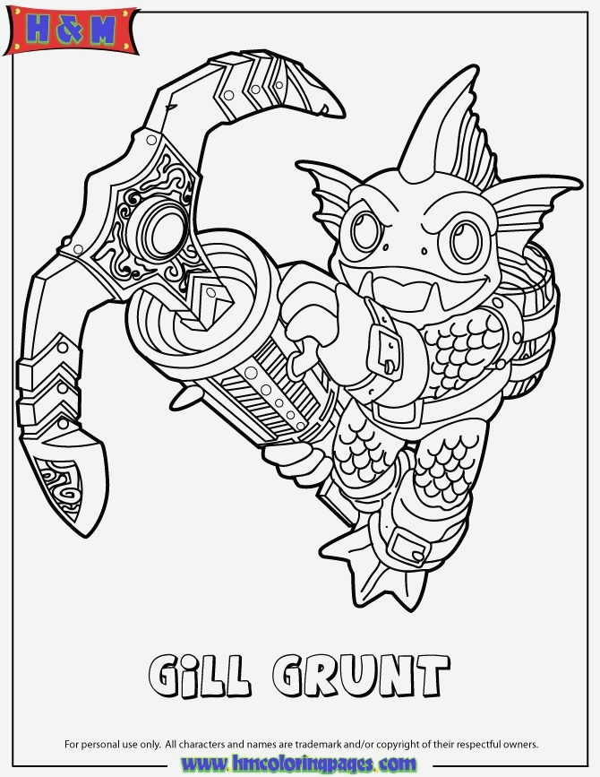 Coloriage Skylanders Swap force Lovely Fancy Header3]like This Cute Coloring Book Page Check Out Of Coloriage Skylanders Swap force