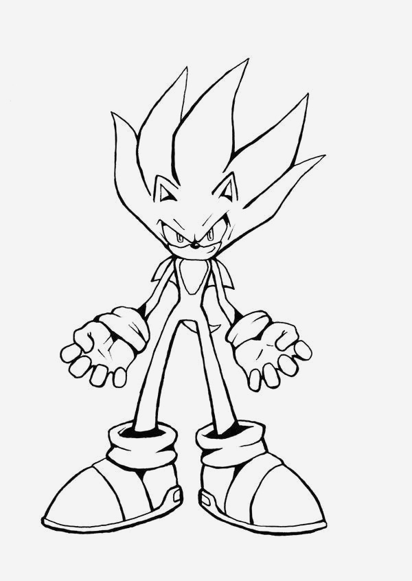 Coloriage sonic Le Film Elegant sonic Coloring Pages 100 Print for Free for Children Of Coloriage sonic Le Film