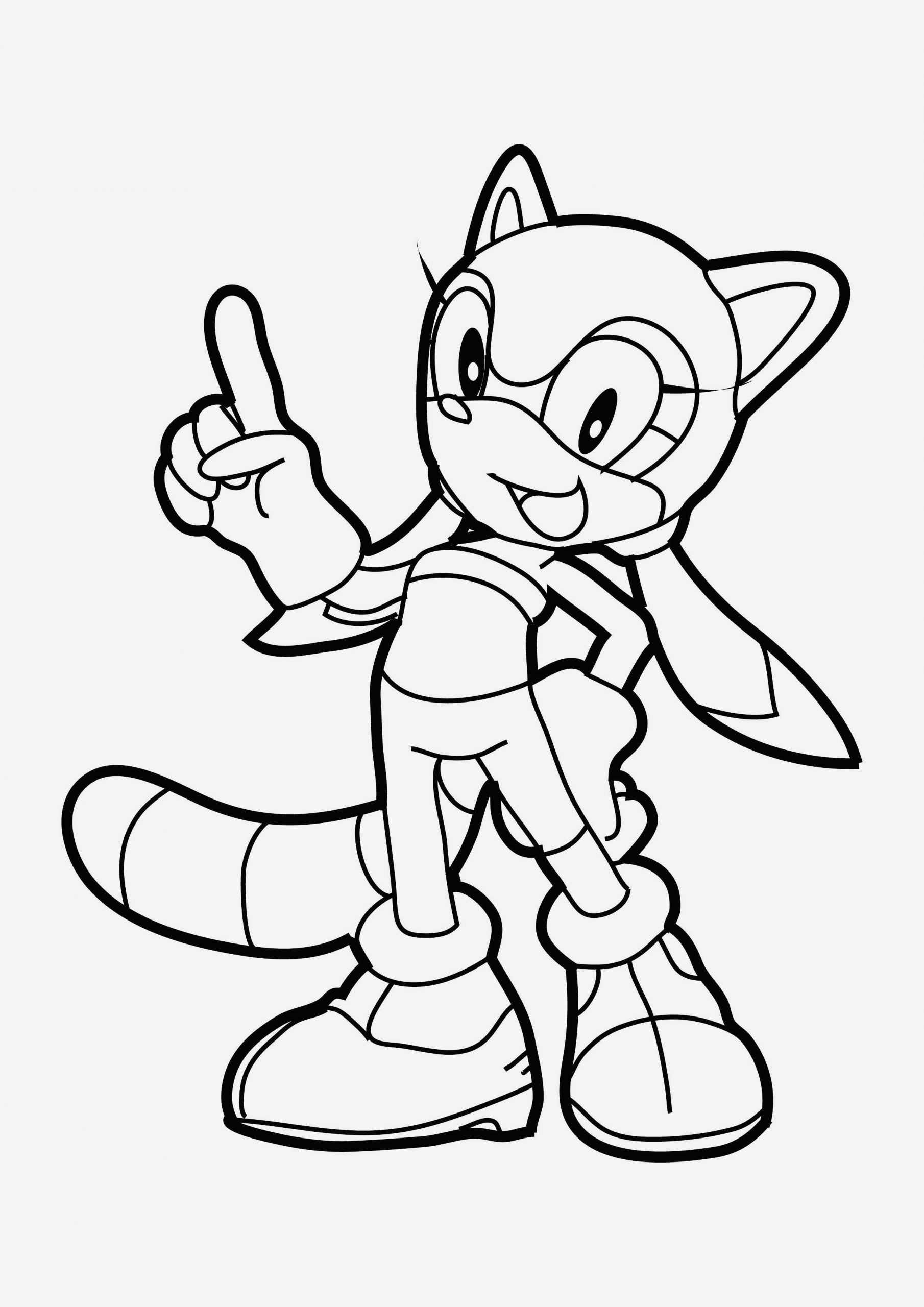 Coloriage sonic Le Film New Free Printable sonic the Hedgehog Coloring Pages for Kids Of Coloriage sonic Le Film