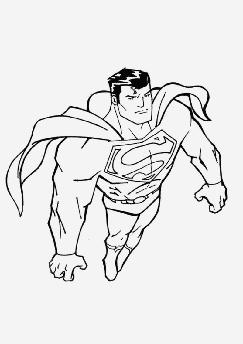Coloriage Superman à Imprimer Gratuit Fresh Coloring Page Superman En 2020 Of Coloriage Superman à Imprimer Gratuit