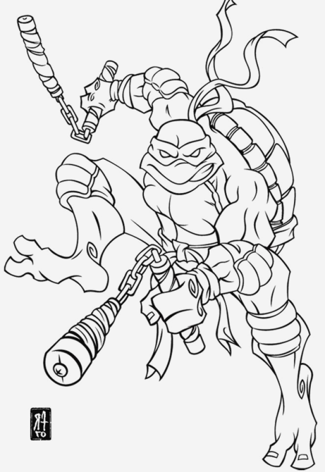 Coloriage tortue Ninja Michelangelo Inspirational Image Result for Teenage Mutant Ninja Turtles Coloring Pages Of 75 + Coloriage tortue Ninja Michelangelo