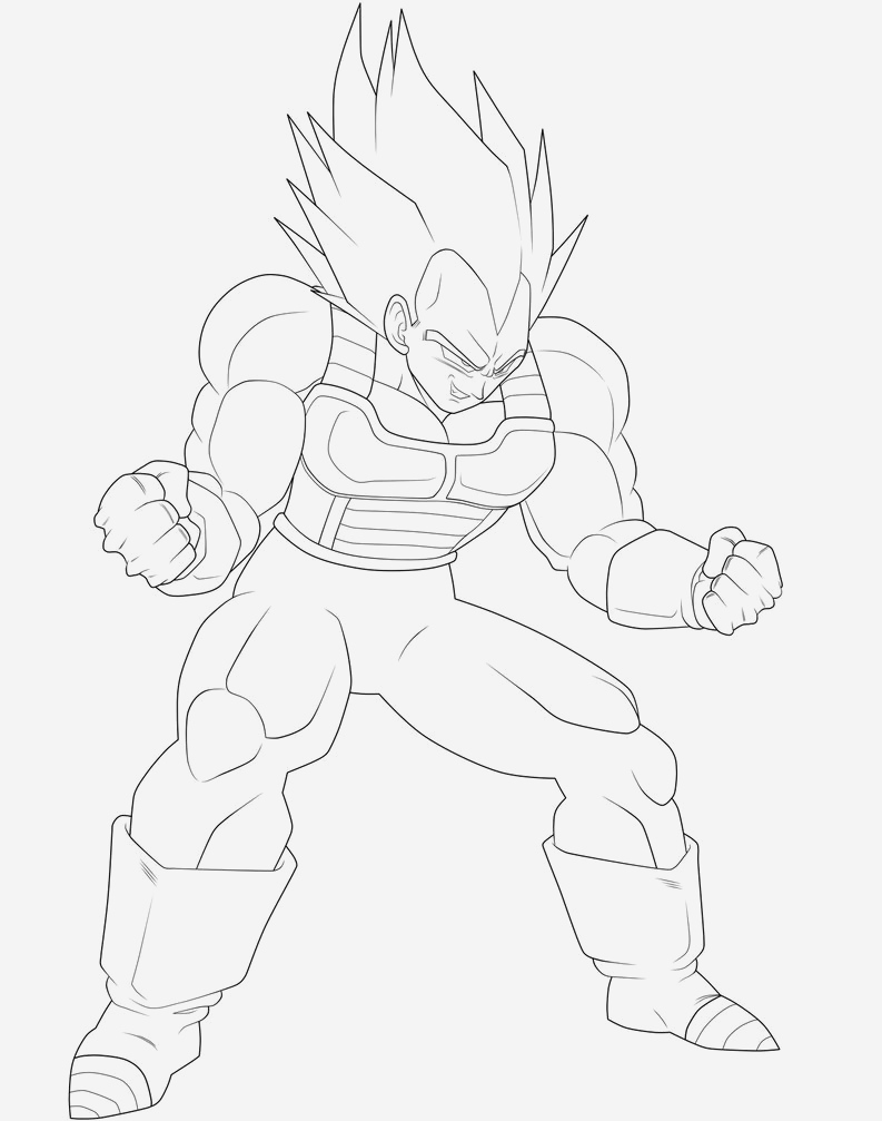 Coloriage Vegeta A Imprimer Unique the Best Free Ve A Drawing Images Download From 423 Free Of Coloriage Vegeta A Imprimer