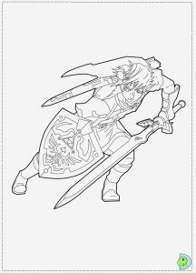 Coloriage Zelda Breath Of the Wild New Legend Of Zelda Free Coloring Pages On Masivy World Flareon