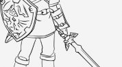 Coloriage Zelda Twilight Princess Lovely Coloriage Zelda Breath the Wild In 2020 with Images
