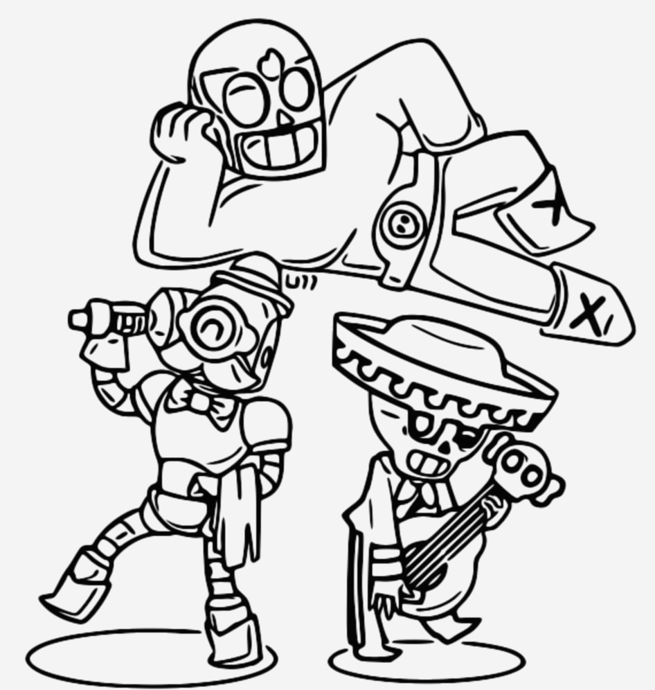 Coloriage Brawl Stars New Index Of Coloriages 1090 G Of Coloriage Brawl Stars