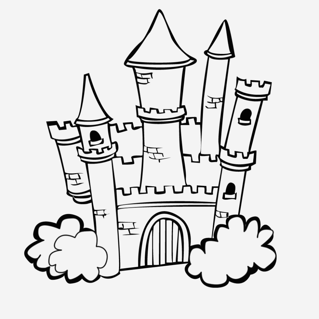 Coloriage Chateau Princesse Fresh 96 Dessins De Coloriage Ch¢teau € Imprimer Sur Laguerche Of Coloriage Chateau Princesse