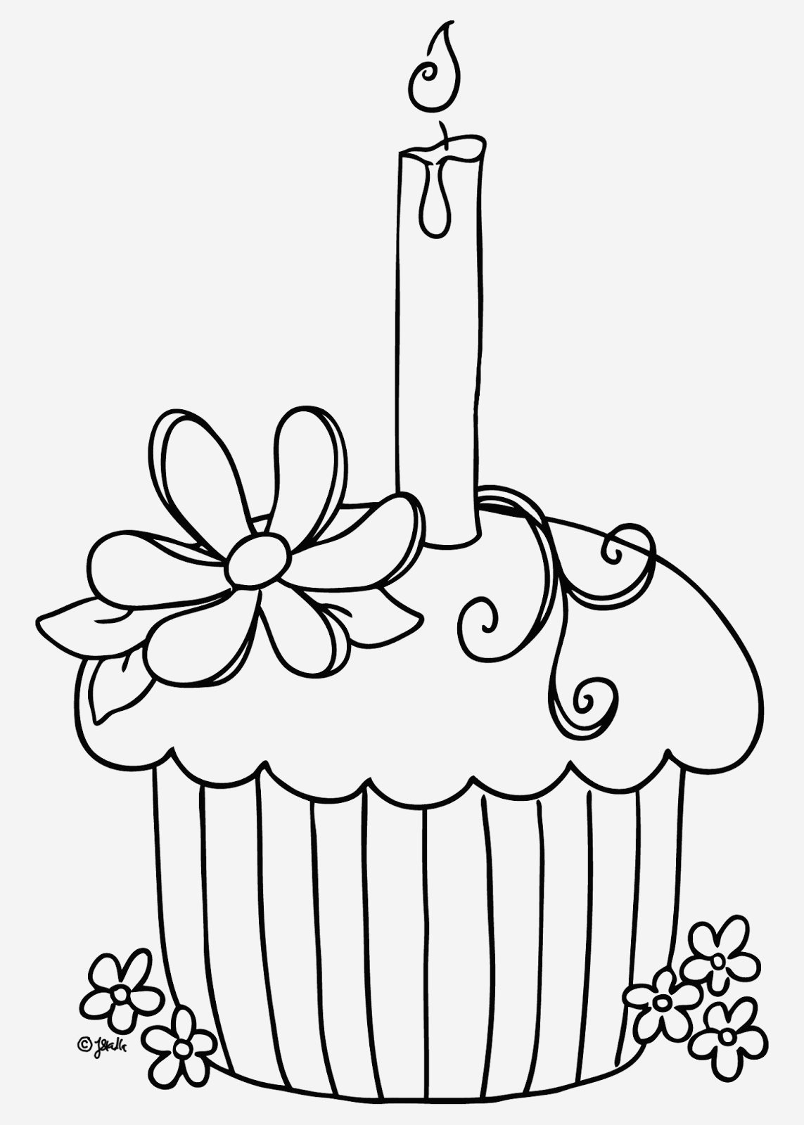 Coloriage Cupcake à Imprimer Fresh Dessins Et Coloriages Page De Coloriage Grand format   Of Coloriage Cupcake à Imprimer