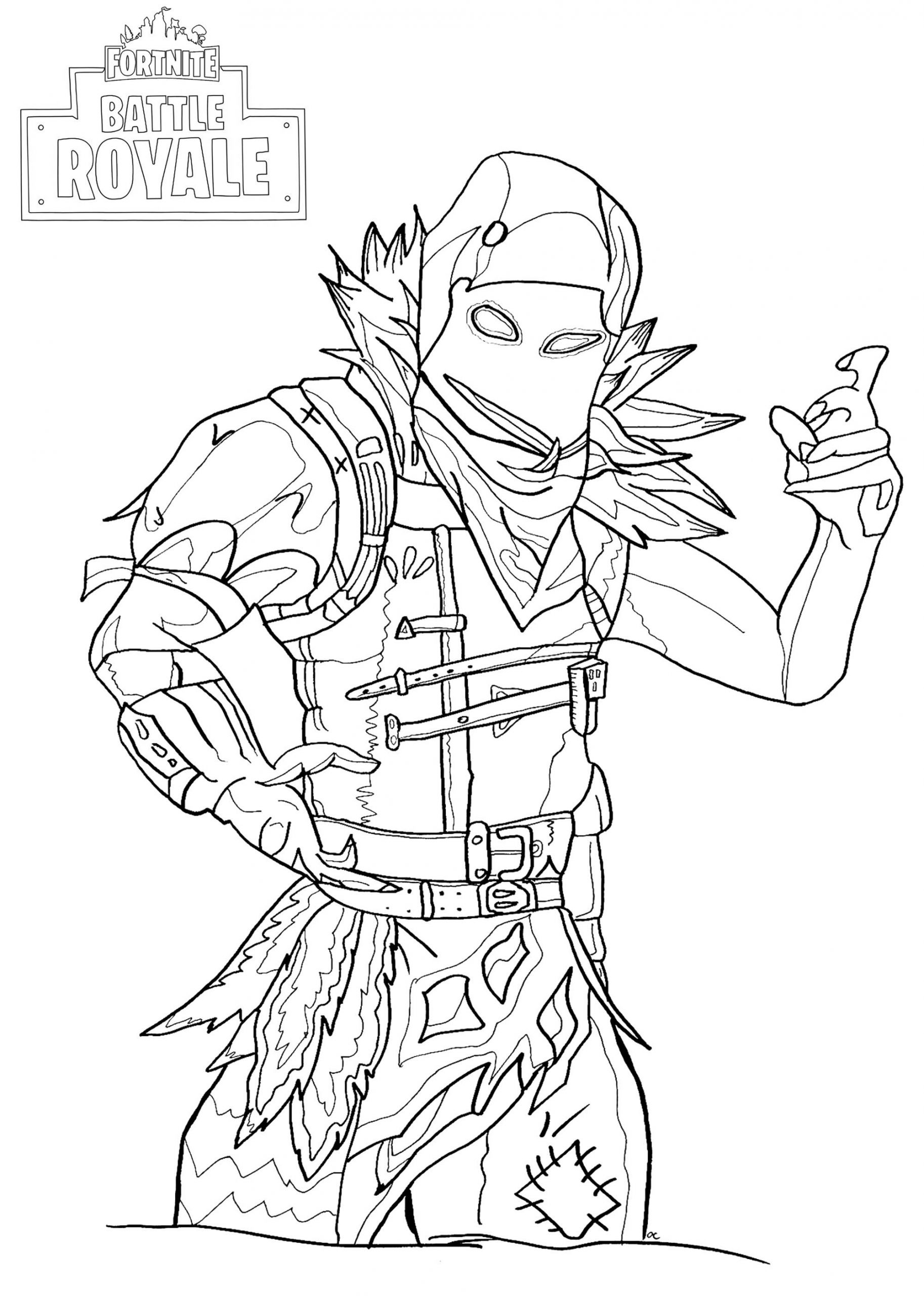 Coloriage De fortnite A Imprimer Gratuitement Beautiful fortnite Battle Royale Raven Coloriage fortnite Battle Of Coloriage De fortnite A Imprimer Gratuitement