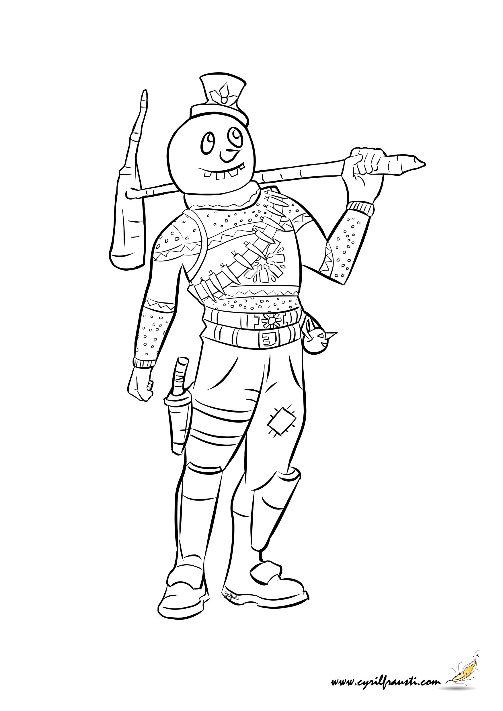 Coloriage De fortnite A Imprimer Gratuitement Elegant Coloriage fortnite Tenue Camouflage De No L – Cyril Frausti Of Coloriage De fortnite A Imprimer Gratuitement