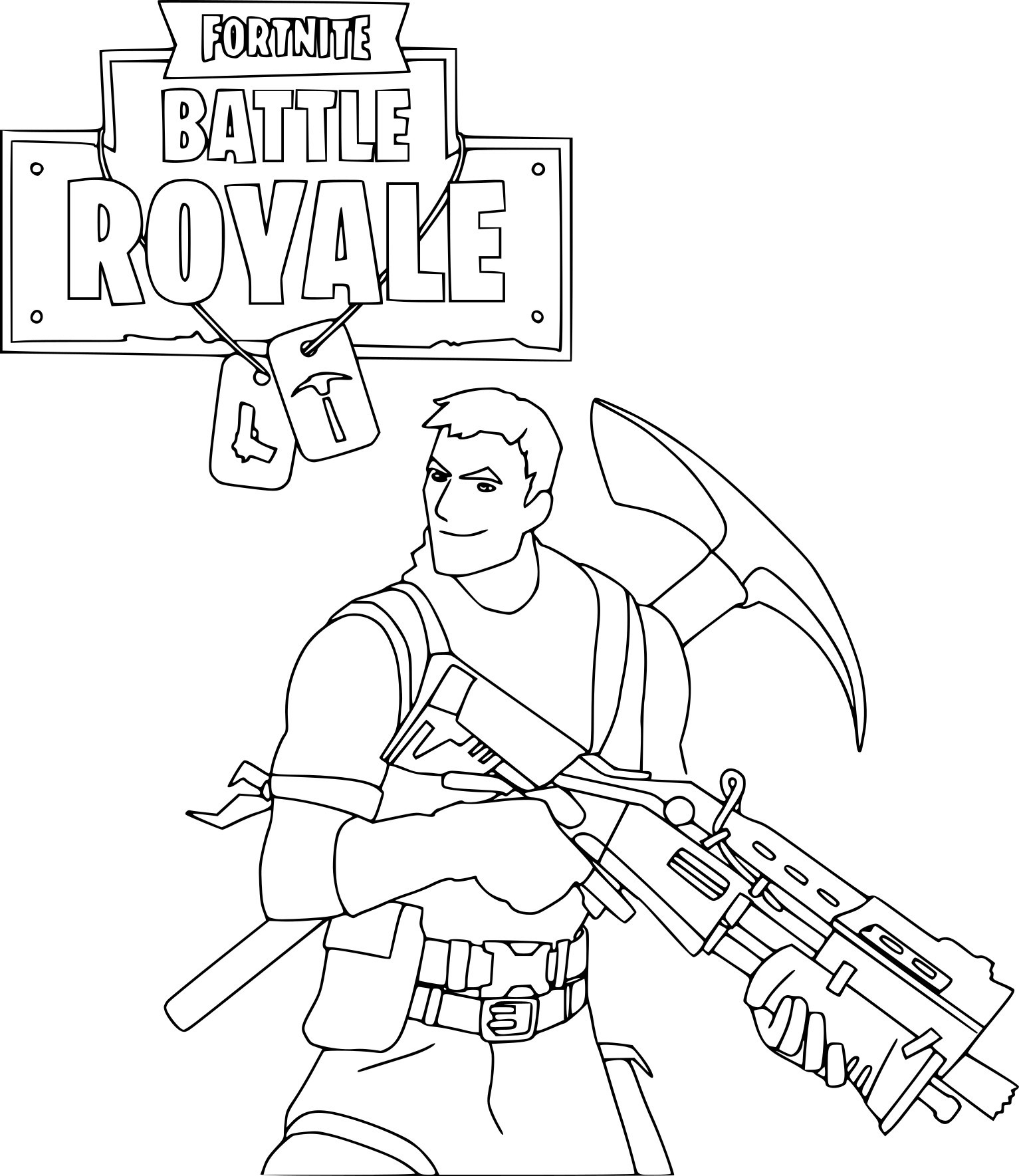 Coloriage De fortnite A Imprimer Gratuitement Inspirational Coloriage fortnite Of Coloriage De fortnite A Imprimer Gratuitement