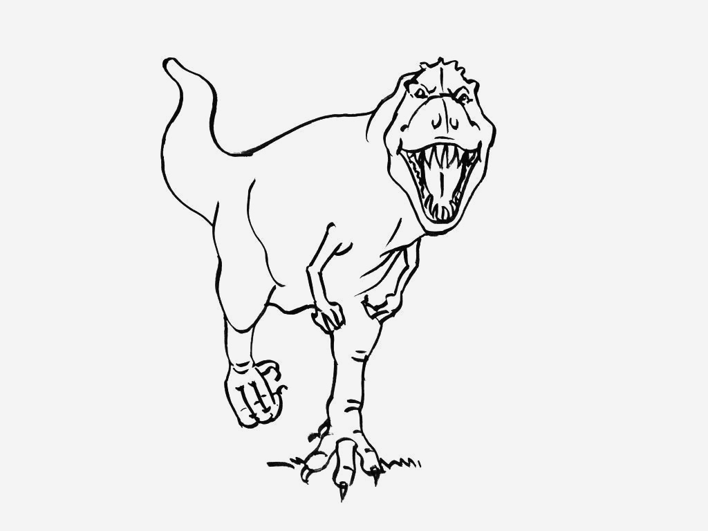 Coloriage Dinosaure Tyrannosaure Awesome Coloriage Dinosaure Tyrannosaure Agressif Coloriage Of Coloriage Dinosaure Tyrannosaure
