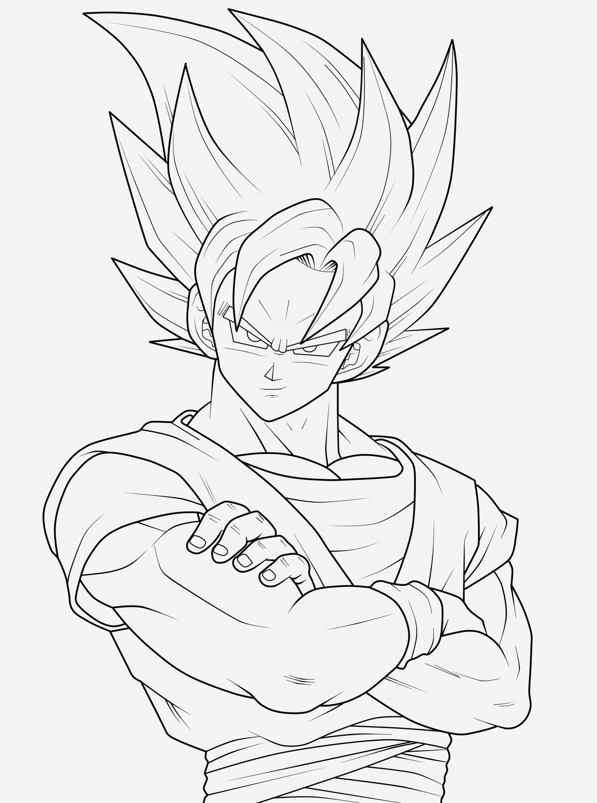 Coloriage Dragon Ball Z Super Luxury Dbz Coloring Pages at Getdrawings Of Coloriage Dragon Ball Z Super