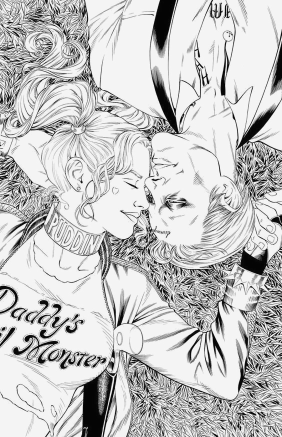 Coloriage Harley Quinn Suicid Squad Awesome Harley Quinn and Joker Coloring Pages Suicide Squad Of Coloriage Harley Quinn Suicid Squad