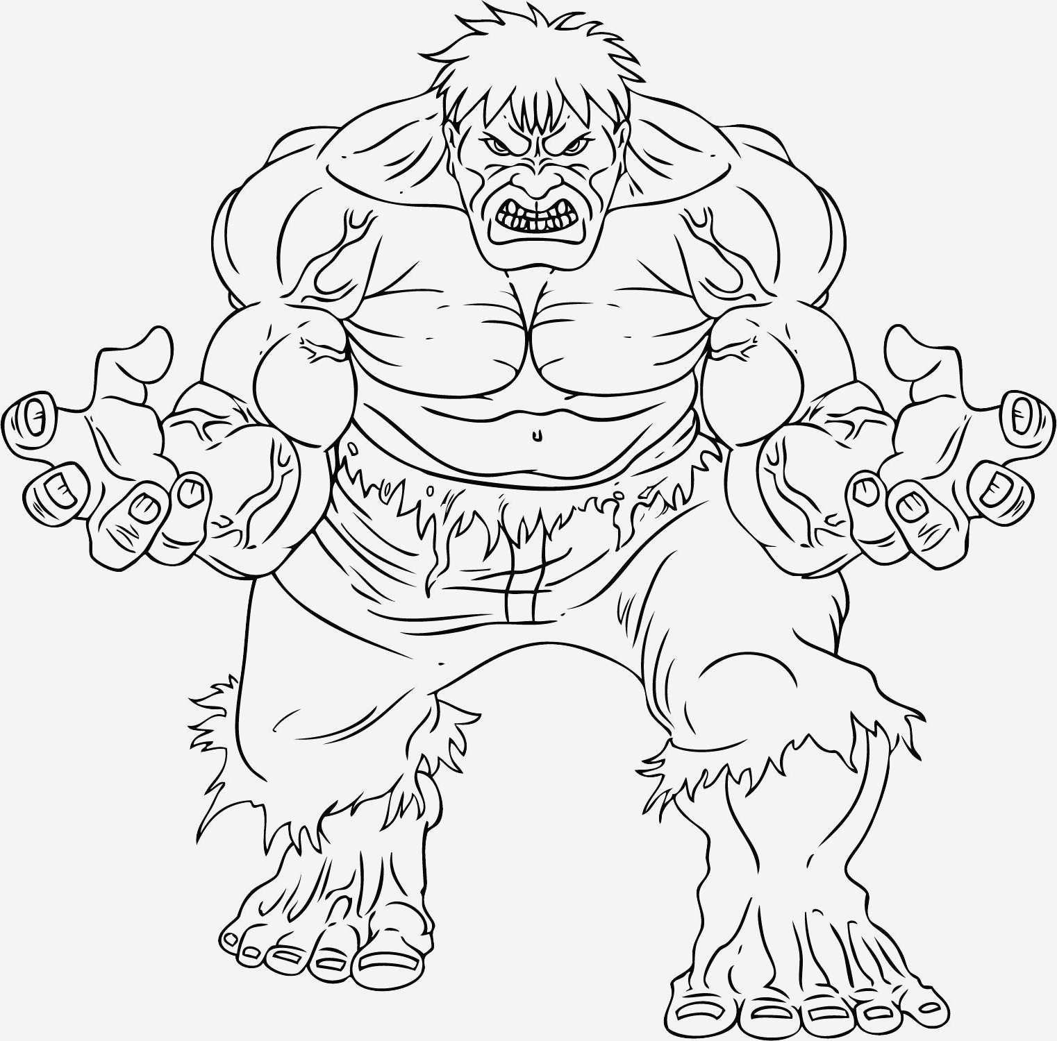 Coloriage Hulk Beautiful Hulk 26 Superheroes – Printable Coloring Pages Of Coloriage Hulk