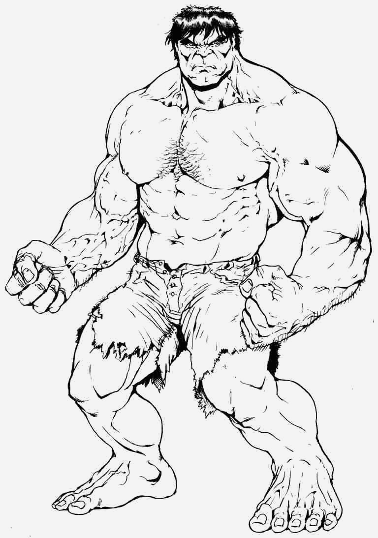 Coloriage Hulk Luxury Hulk 68 Super Héros – Coloriages   Imprimer Of Coloriage Hulk
